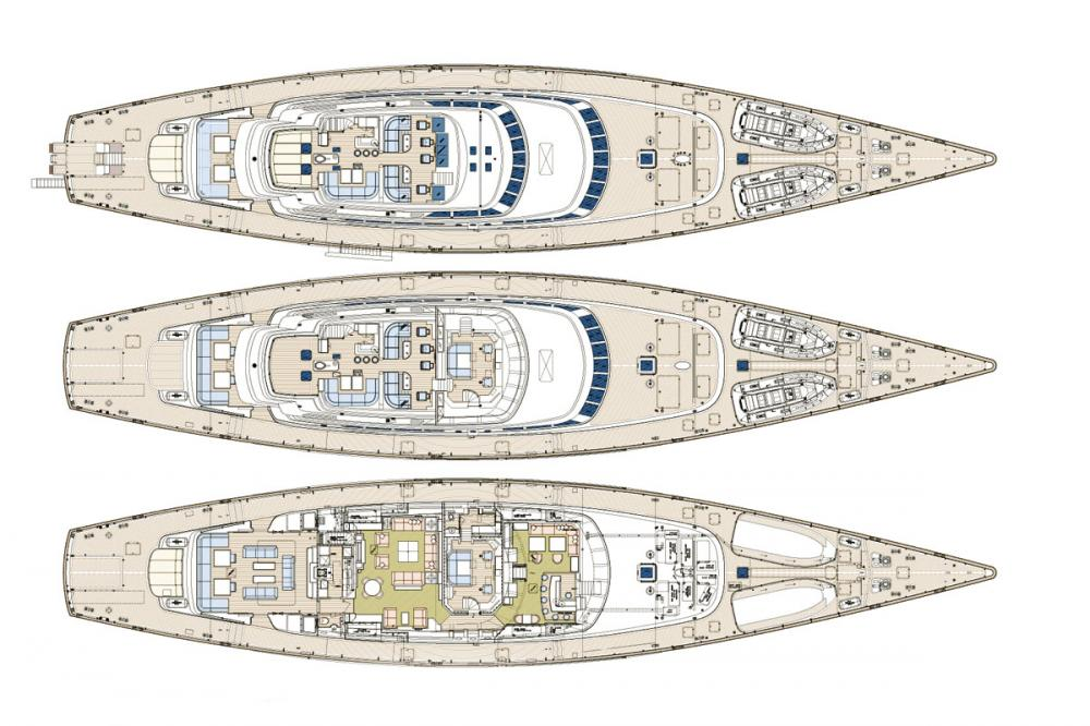 Spirit of the C's - Luxury Sailing Yacht For Charter -  - Img 1 | C&N