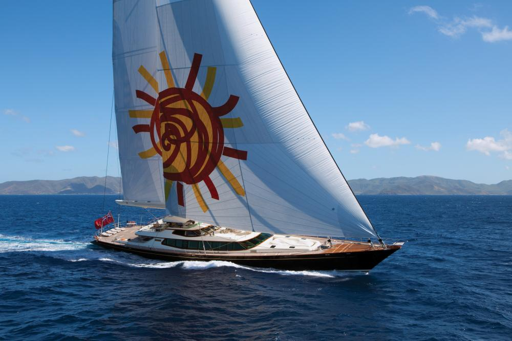 TIARA - Luxury Sailing Yacht for Charter | C&N
