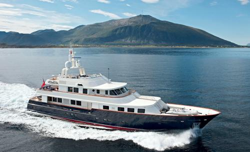 Fabulous Character - Luxury Motor Yacht for Charter | C&N