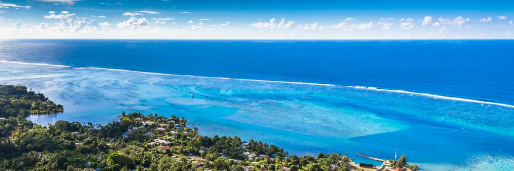 South Pacific - Luxury Charter Itinerary | C&N