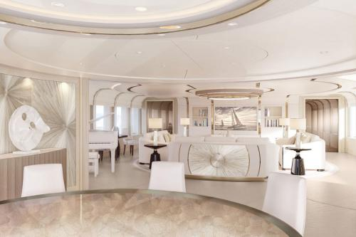 AURORA BOREALIS - Luxury Motor Yacht For Sale - Interior Design - Img 1 | C&N