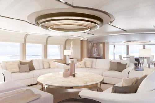 AURORA BOREALIS - Luxury Motor Yacht For Sale - Interior Design - Img 3 | C&N