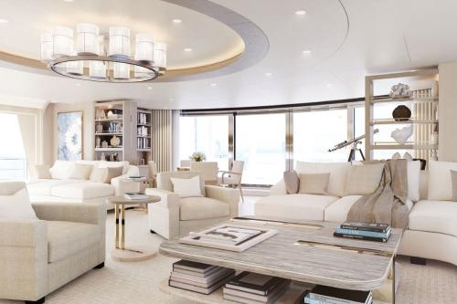AURORA BOREALIS - Luxury Motor Yacht For Sale - Interior Design - Img 4 | C&N