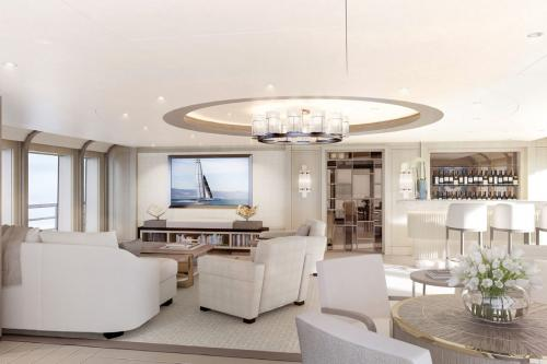 AURORA BOREALIS - Luxury Motor Yacht For Sale - Interior Design - Img 5 | C&N