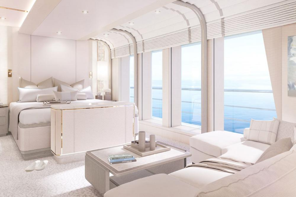 AURORA BOREALIS - Luxury Motor Yacht For Sale - CABINS - Img 2 | C&N