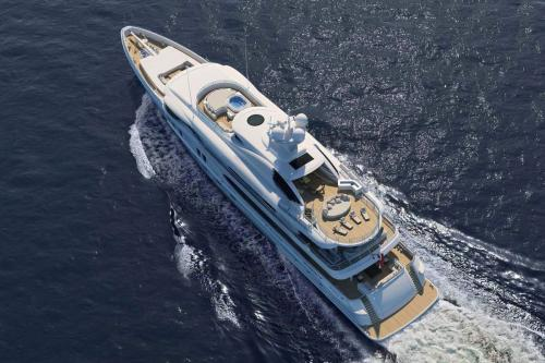 AURORA BOREALIS - Luxury Motor Yacht For Sale - Exterior Design - Img 1 | C&N