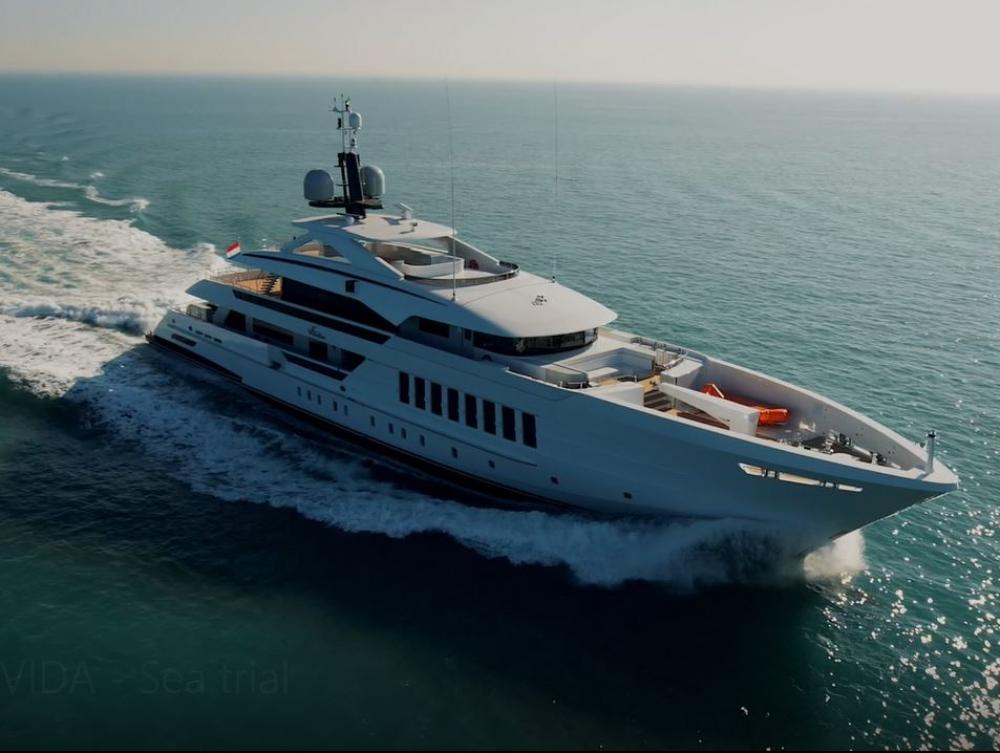 POLLUX - Luxury Motor Yacht for Sale | C&N