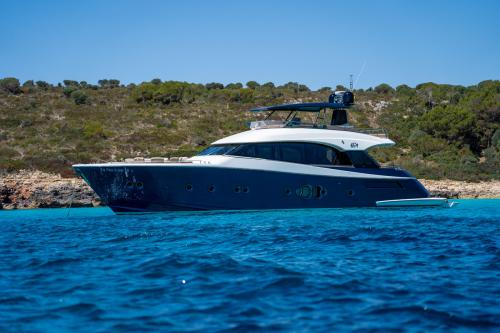 Beethoven - Luxury Motor Yacht For Sale - Exterior Design - Img 1 | C&N