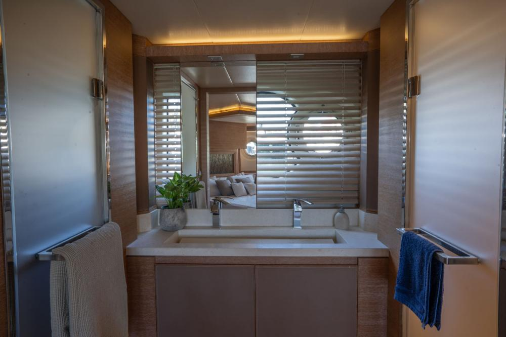 Beethoven - Luxury Motor Yacht For Sale - 1 MASTER CABIN - Img 3 | C&N