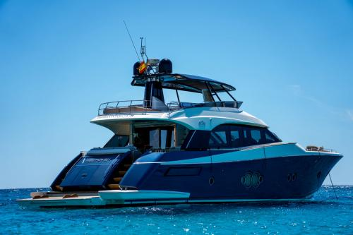 Beethoven - Luxury Motor Yacht For Sale - Exterior Design - Img 2 | C&N