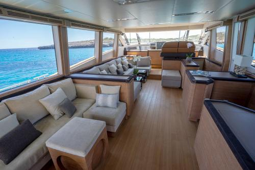 Beethoven - Luxury Motor Yacht For Sale - Interior Design - Img 2 | C&N