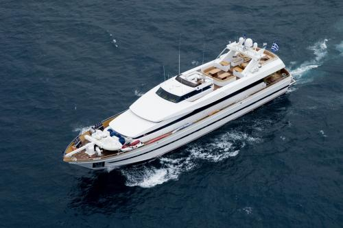 Whispers - Luxury Motor Yacht For Sale - Exterior Design - Img 2 | C&N