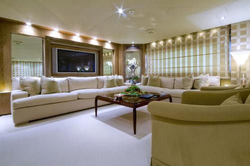 Whispers - Luxury Motor Yacht For Sale - Interior Design - Img 2 | C&N
