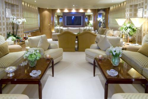 Whispers - Luxury Motor Yacht For Sale - Interior Design - Img 4 | C&N