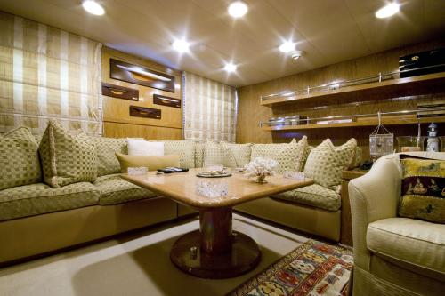 Whispers - Luxury Motor Yacht For Sale - Interior Design - Img 5 | C&N