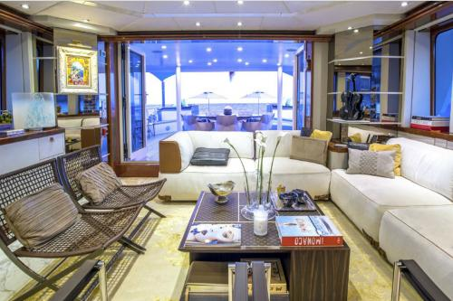 ZULU - Luxury Motor Yacht For Charter - Interior Design - Img 1 | C&N