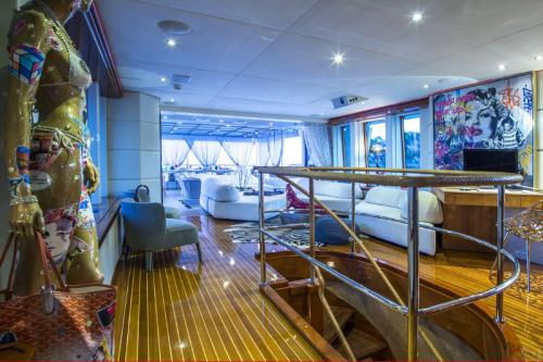 ZULU - Luxury Motor Yacht For Charter - Interior Design - Img 2 | C&N