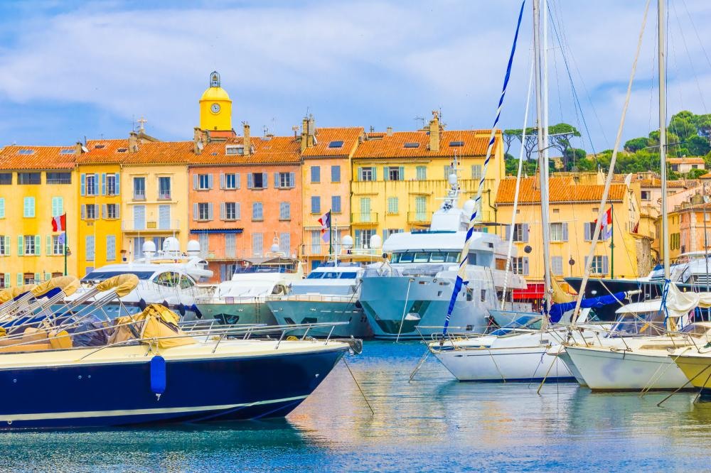 Portofino to Cannes - ST TROPEZ - Luxury Charter Itinerary | C&N