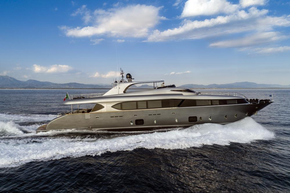 SANDS - Luxury Motor Yacht for Charter | C&N