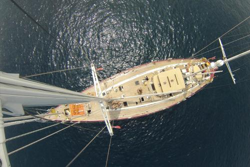 APHRODITE - Luxury Sailing Yacht For Charter - Exterior Design - Img 2 | C&N