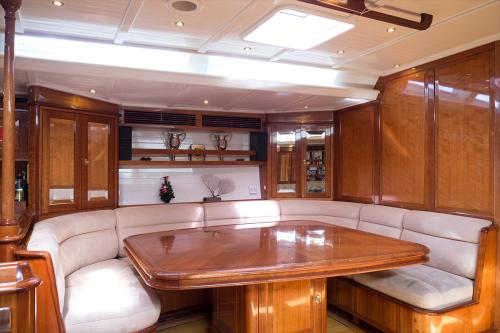 APHRODITE - Luxury Sailing Yacht For Charter - Interior Design - Img 1 | C&N