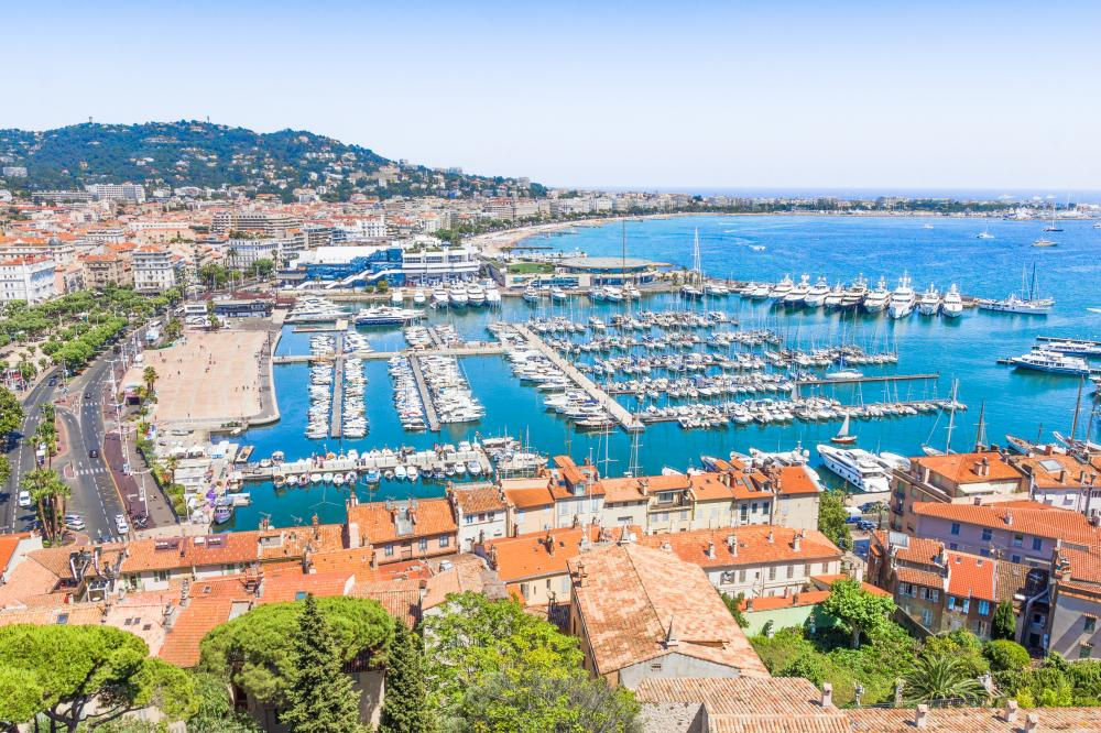 Portofino to Cannes - CANNES - Luxury Charter Itinerary | C&N