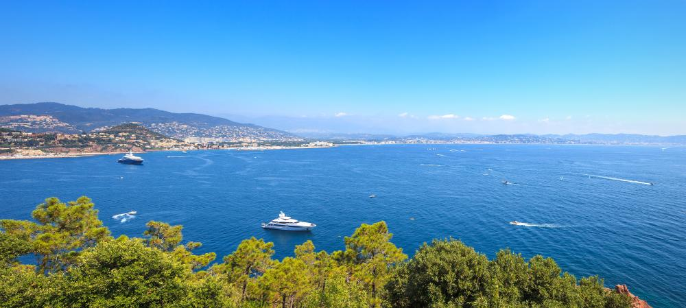 Theoule sur Mer - Luxury Charter Itinerary | C&N