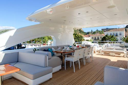 I SEA - Luxury Motor Yacht For Charter - Exterior Design - Img 2 | C&N