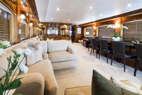 ONE MORE TOY - Luxury Motor Yacht For Sale - Interior Design - Img 4 | C&N