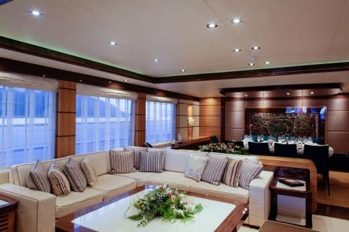 I SEA - Luxury Motor Yacht For Charter - Interior Design - Img 2 | C&N