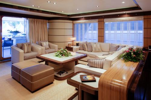 I SEA - Luxury Motor Yacht For Charter - Interior Design - Img 3 | C&N