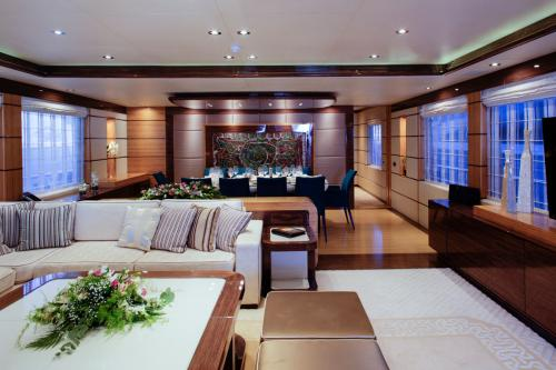 I SEA - Luxury Motor Yacht For Charter - Interior Design - Img 1 | C&N