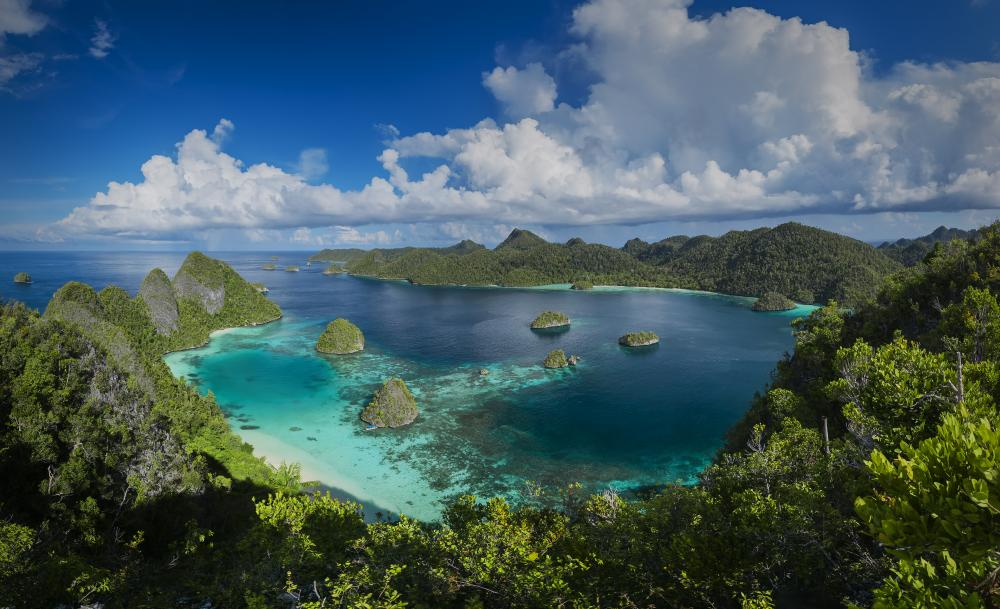 South Raja Ampat - Luxury Charter Itinerary | C&N