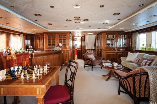 METSUYAN IV - Luxury Motor Yacht For Charter - Interior Design - Img 3 | C&N