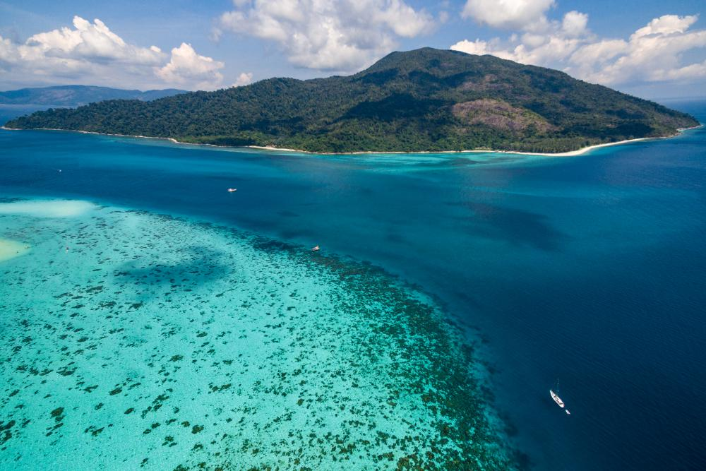 Phuket to Langkawi  - BUTANG GROUP AND ADANG - Luxury Charter Itinerary | C&N