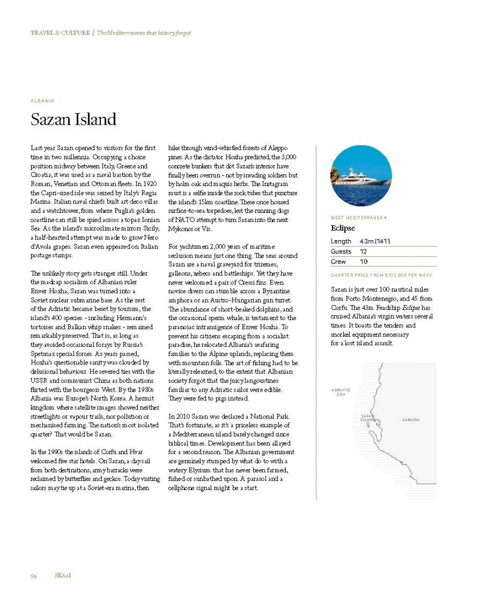 Issue 39 - SEA+I - Page 96 | C&N
