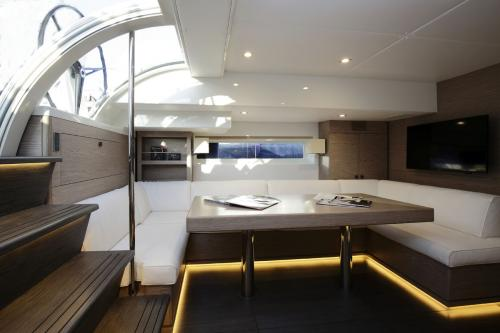NAKUPENDA - Luxury Sailing Yacht For Sale - Interior Design - Img 2 | C&N