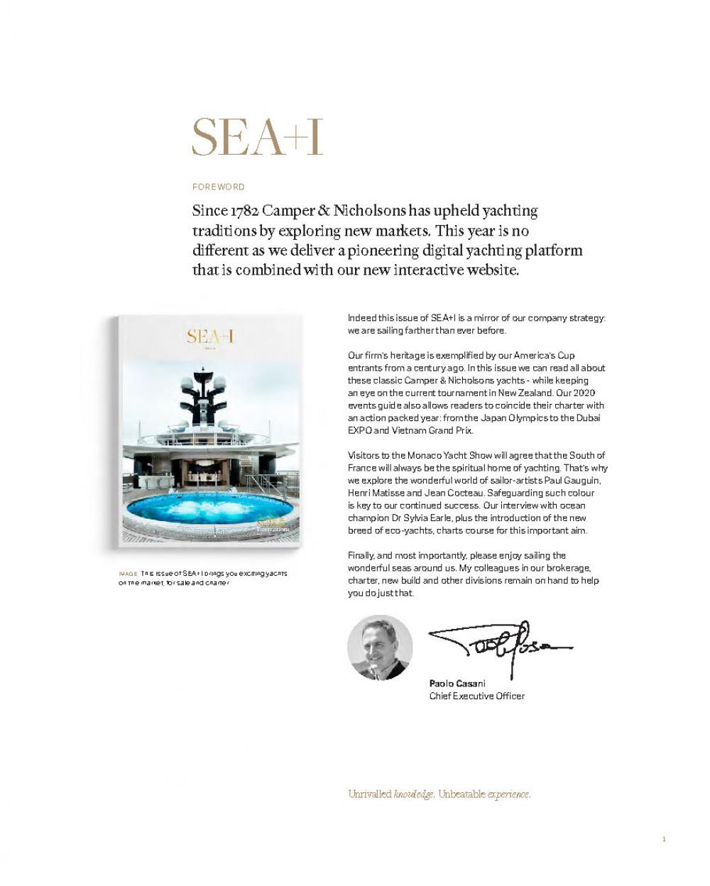 Issue 40 - SEA+I - Page 3 | C&N