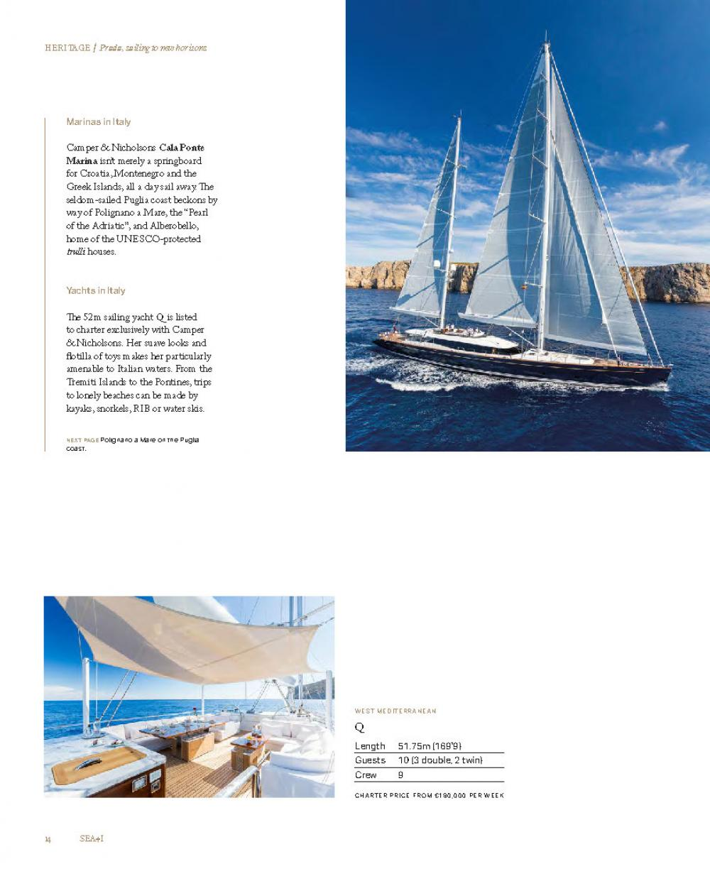 Issue 40 - SEA+I - Page 16 | C&N