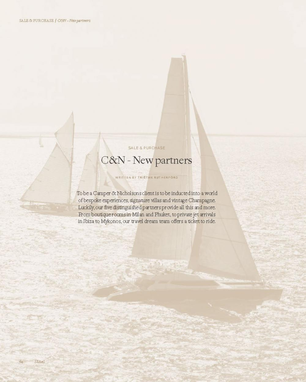 Issue 40 - SEA+I - Page 66 | C&N