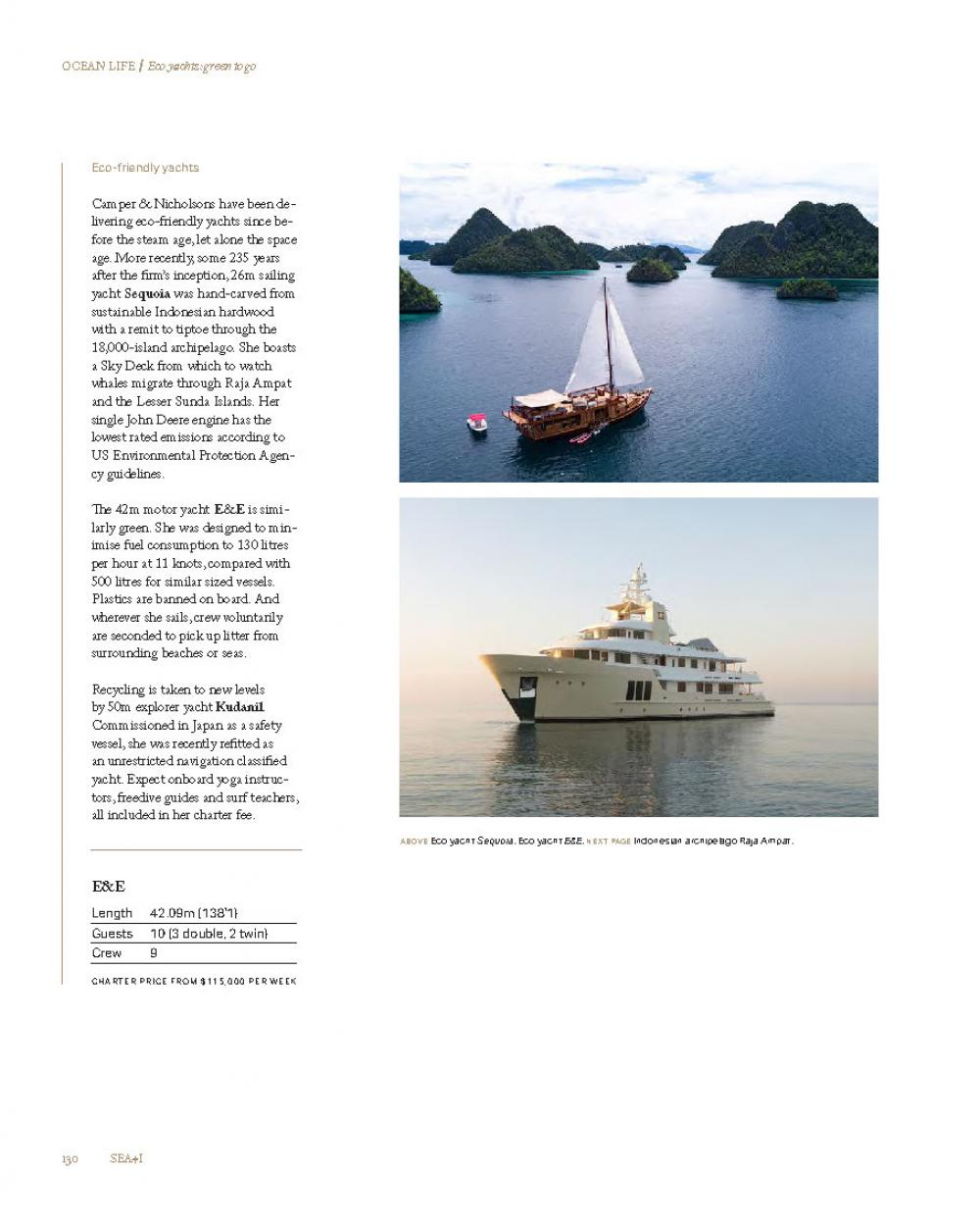 Issue 40 - SEA+I - Page 132 | C&N