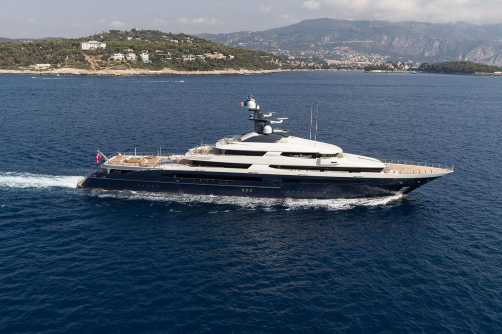 Luxury Yachts For Sale C N