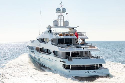 ARADOS - Luxury Motor Yacht For Charter - Exterior Design - Img 2 | C&N