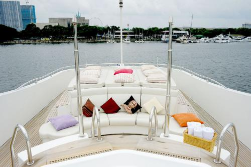 HAPPY LIFE - Luxury Motor Yacht For Sale - Exterior Design - Img 2 | C&N