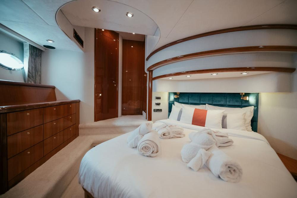 Houri - Luxury Motor Yacht For Sale - Two Double Cabins - Img 3 | C&N