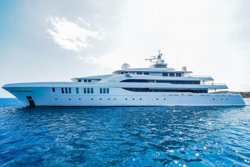 ELEMENTS - Luxury Motor Yacht For Sale - Exterior Design - Img 3 | C&N