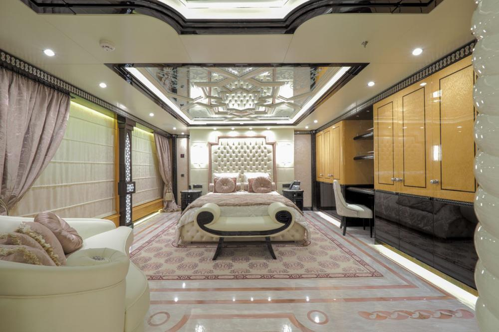 ELEMENTS - Luxury Motor Yacht For Sale - Two VIP Cabins upper deck forward - Img 1 | C&N