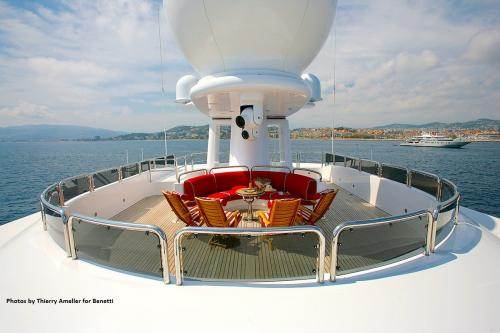 AMBROSIA - Luxury Motor Yacht For Sale - Exterior Design - Img 2 | C&N