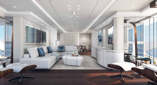 ELECTRA - Luxury Motor Yacht For Sale - Interior Design - Img 1 | C&N