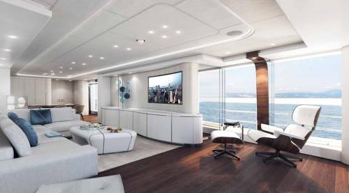 ELECTRA - Luxury Motor Yacht For Sale - Interior Design - Img 3 | C&N